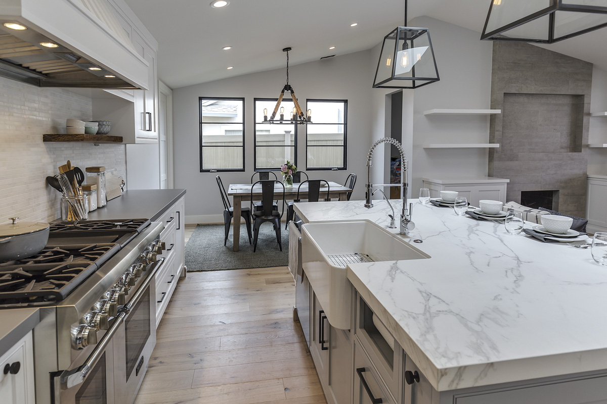 Alisa m circle residence neolith kitchen for Marengo argelia