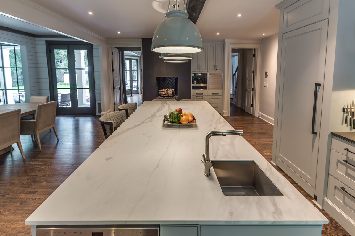 Muso residence atlanta neolith kitchen for Marengo argelia