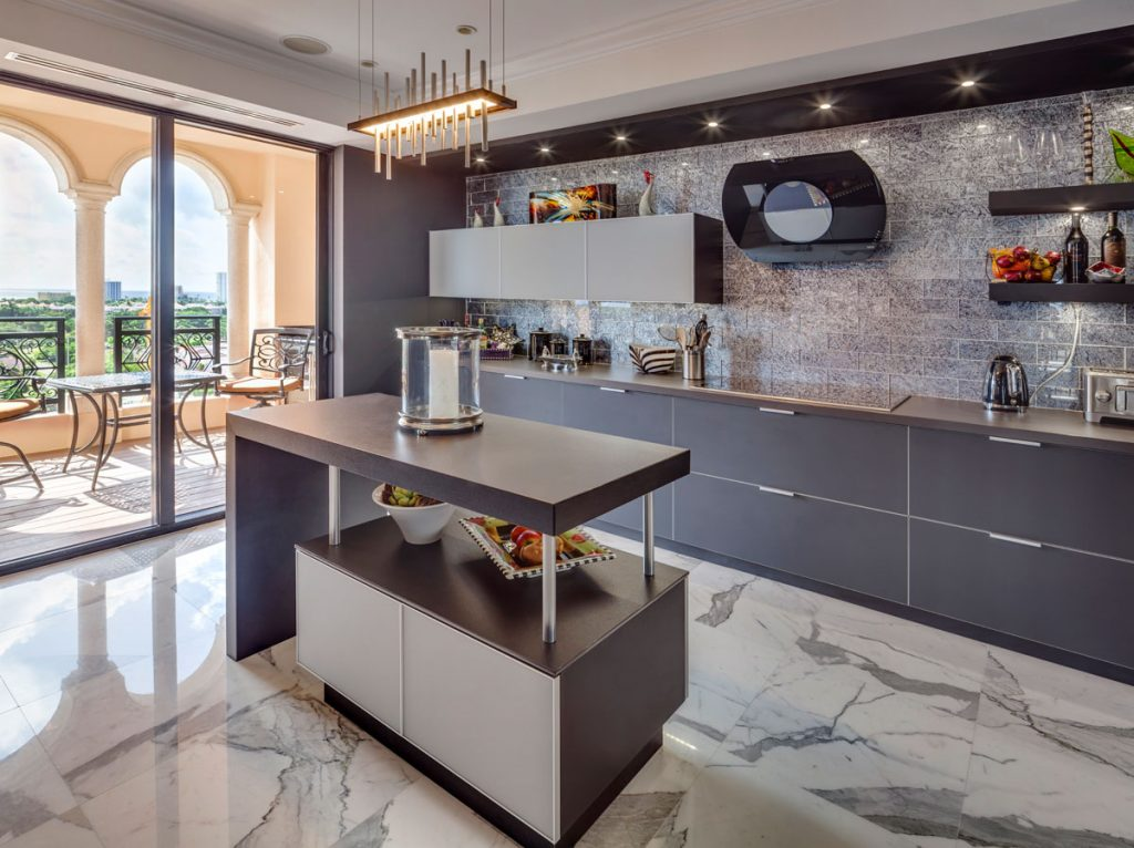 Palmero park project neolith kitchen for Marengo argelia