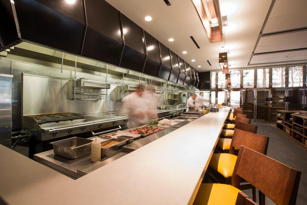 Culinary Institute con Neolith