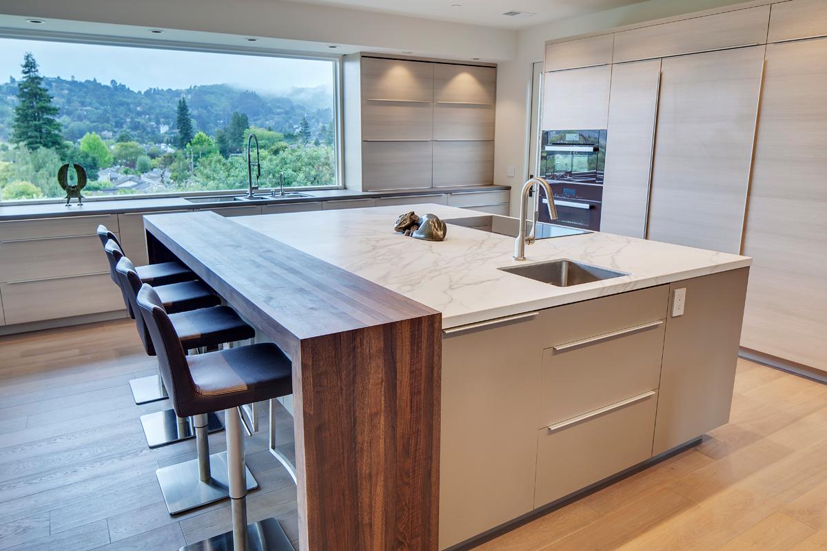 Encimera de cocina calacatta neolith residencial o 39 connor for Cocina en la cocina
