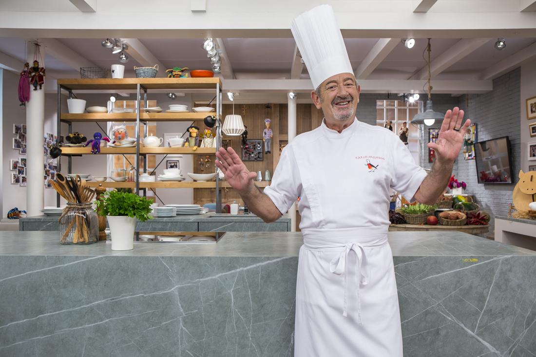 Encimera de cocina Karlos Arguiñano
