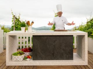 Cocina Exterior Karlo Arguiñano 2018