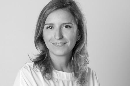 Judit Bustos (interiorista), miembro representante de la Junta de ARQUIN FAD (Asociación Interdisciplinaria del Diseño del Espacio)